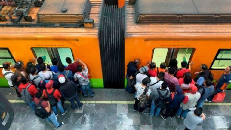 El Metro busca operar de nuevo lo antes posible