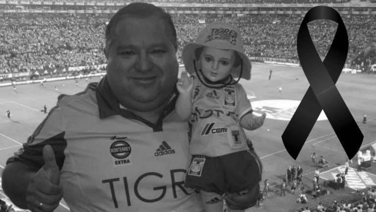 Tigres: Lamentó fallecimiento de aficionado religioso