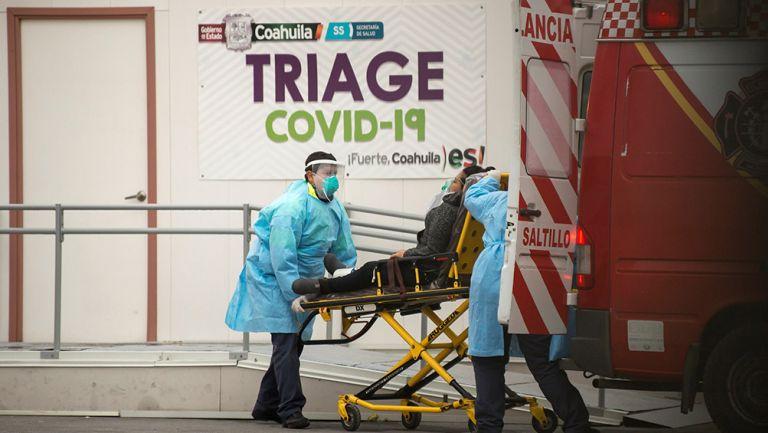 México rompió récord de fallecimientos en enero; contagios alcanzaron el millón 556 mil 28