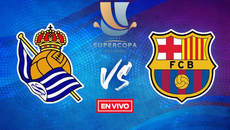 EN VIVO Y EN DIRECTO: Real Sociedad vs Barcelona