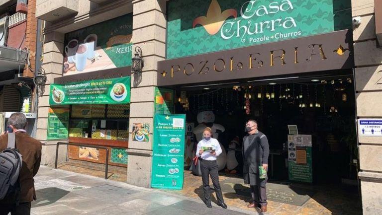 Los restaurantes podrán abrir bajo ciertas condiciones
