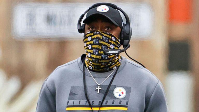 Steelers despidió a coordinador ofensivo y dos asistentes tras fracaso en Playoffs