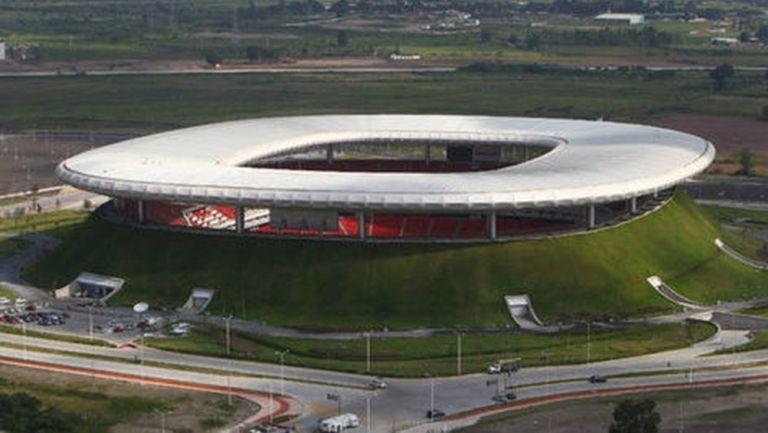 Estadio Akron, sede del Preolímpico