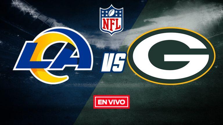 EN VIVO Y EN DIRECTO: Rams vs Green Bay Ronda Divisional