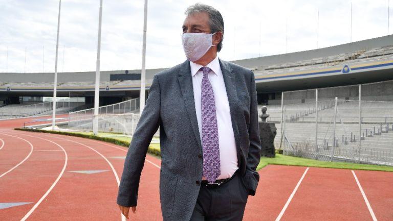 Tomás Boy: 'Pumas no nos apedreó el rancho'