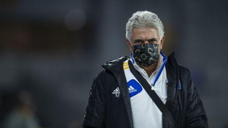 Tuca Ferretti, técnico de Tigres