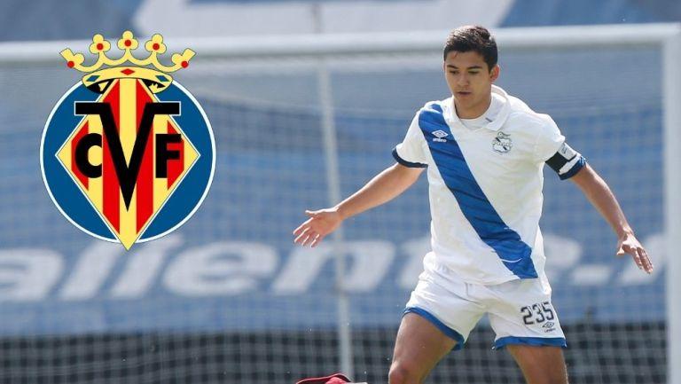 Santiago Montiel jugará en Villarreal