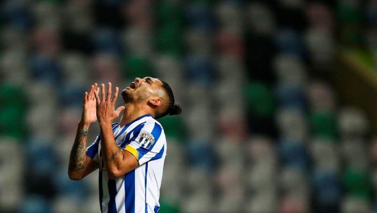 Tecatito Corona: Porto, eliminado de la Copa de la Liga por el Sporting Lisboa