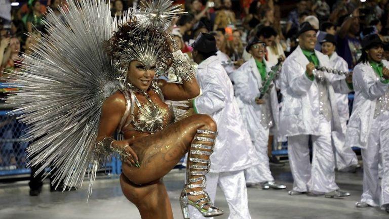 Carnaval de Río de Janeiro fue cancelado por Covid-19