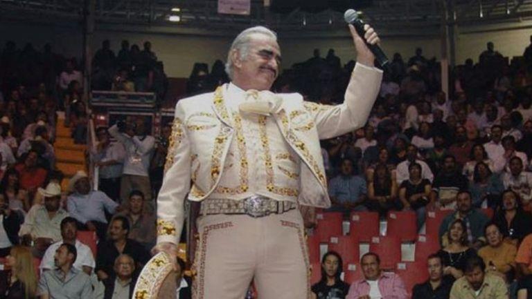 Vicente Fernández ha recibido múltiples críticas