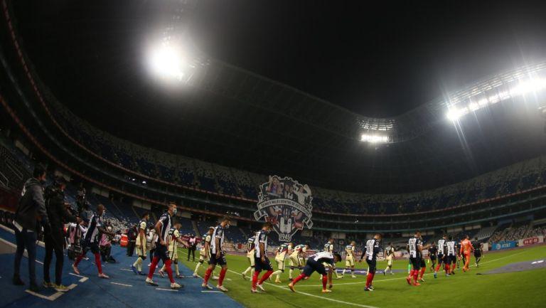 Monterrey vs América en la Jornada 2 del Guardianes 2021