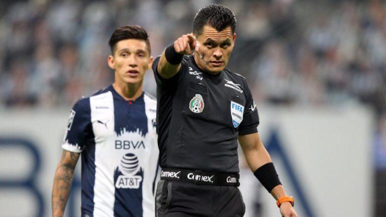 Pérez Durán en partido