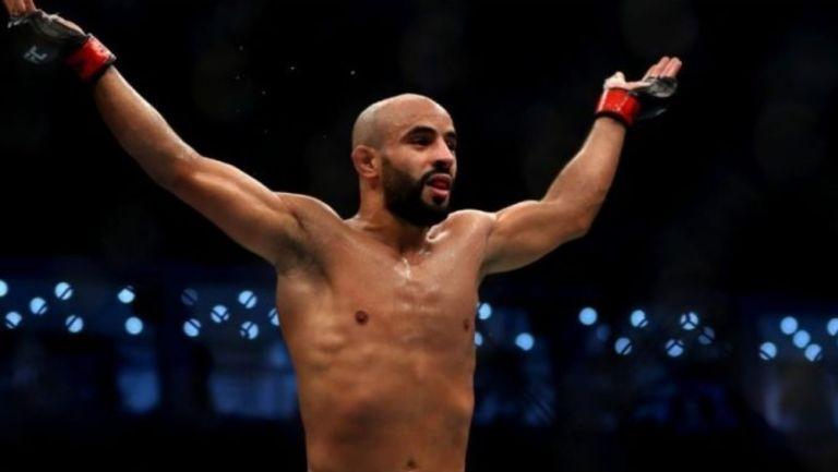 Ottman Azaitar fue expulsado de UFC