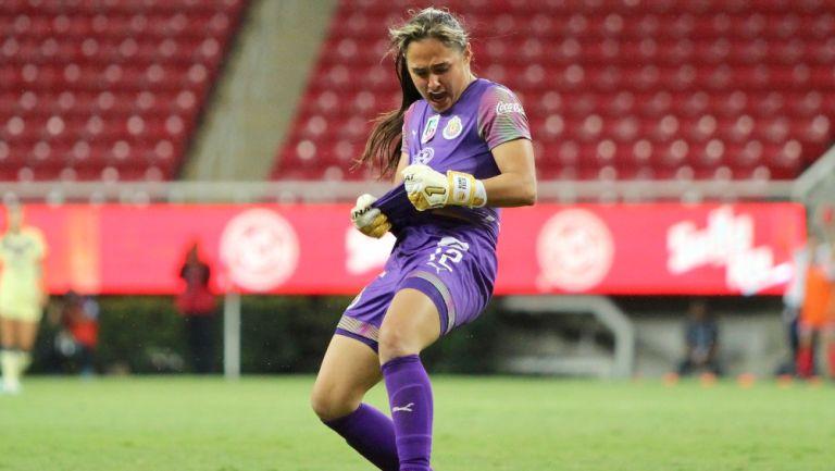 Blanca Félix: 'No estamos defendiendo a cualquier equipo'