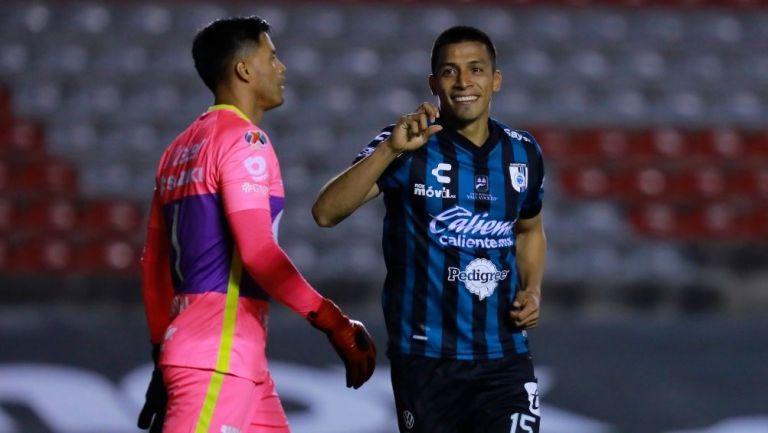 Querétaro derrotó a Pumas