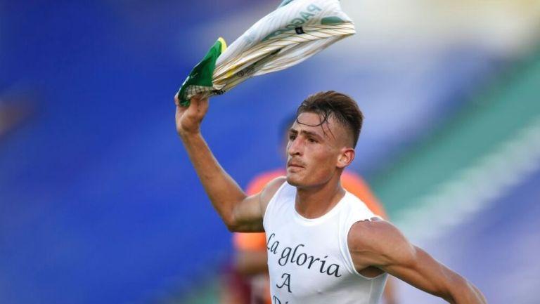 Braian Romero es Campeón de la Copa Sudamericana