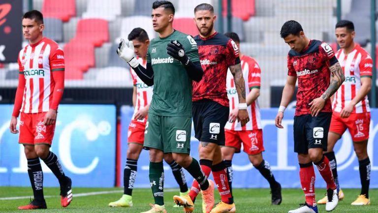 Luis García previo a partido con Toluca