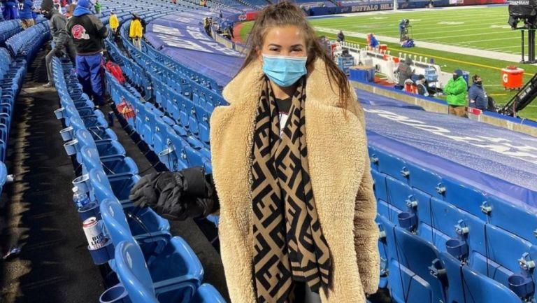 NFL: Esposa de jugador de Buffalo denunció acoso en juego ante Kansas City