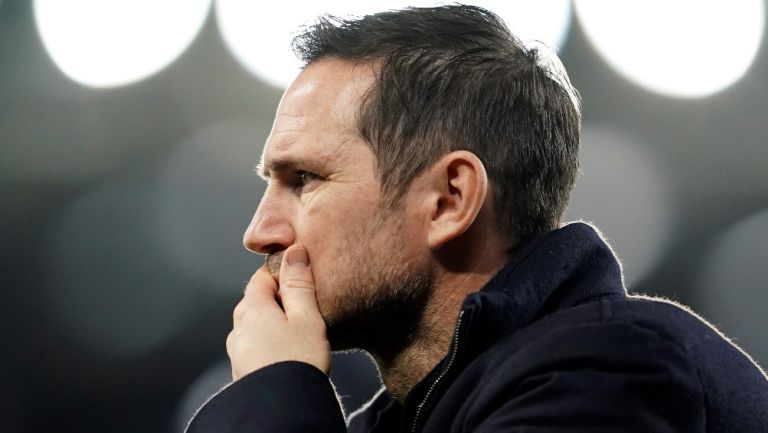 Lampard observa un partido del Chelsea