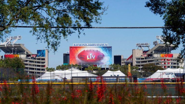 Super Bowl LV de jugará el Florida