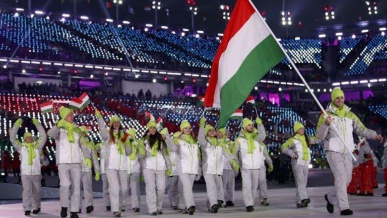 Hungría ha comenzado la vacunación de sus atletas