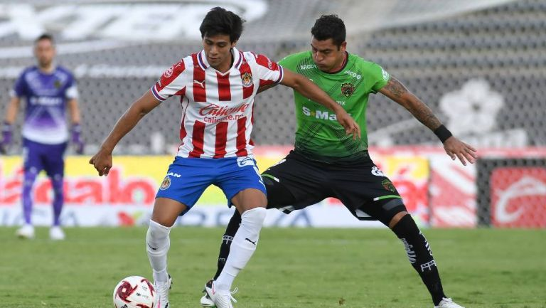Juárez FC vs Chivas en partido