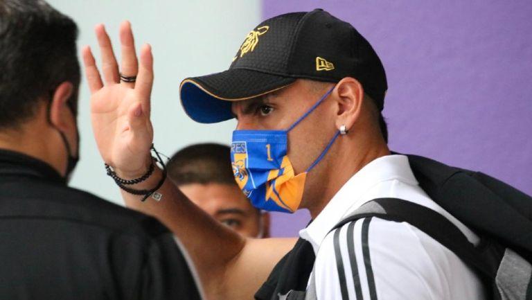 Tigres: Viajó a Qatar para participar en el Mundial de Clubes