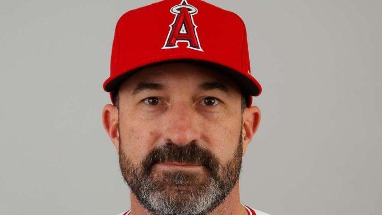 Mickey Callaway, coach de pitcheo en Los Angelinos de Los Ángeles
