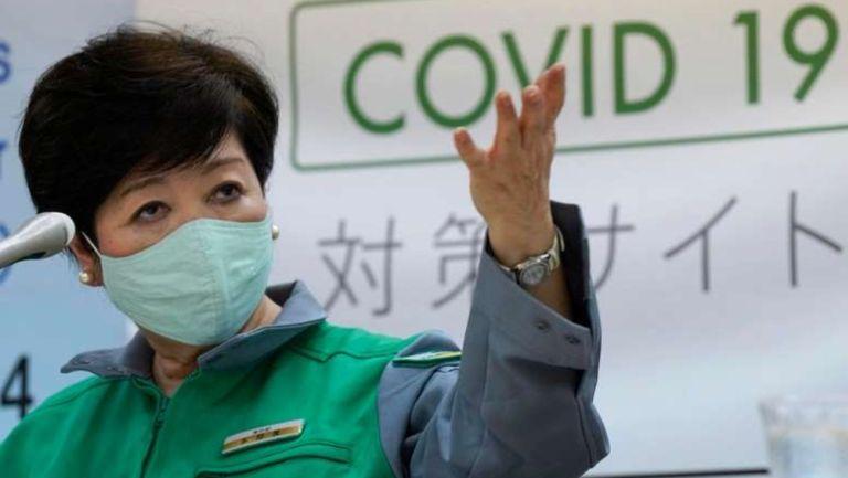 Gobernadora de Tokio: 'Que los JJ.OO. simbolicen que el mundo superó el Covid-19