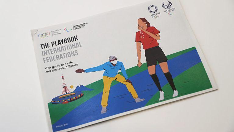 Manual de reglas sanitarias para los Juegos Olímpicos de Tokio 2020