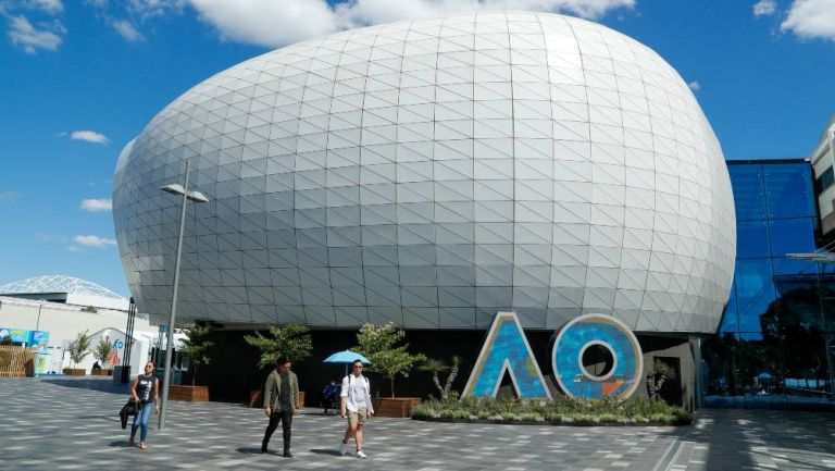 Sede del Australian Open