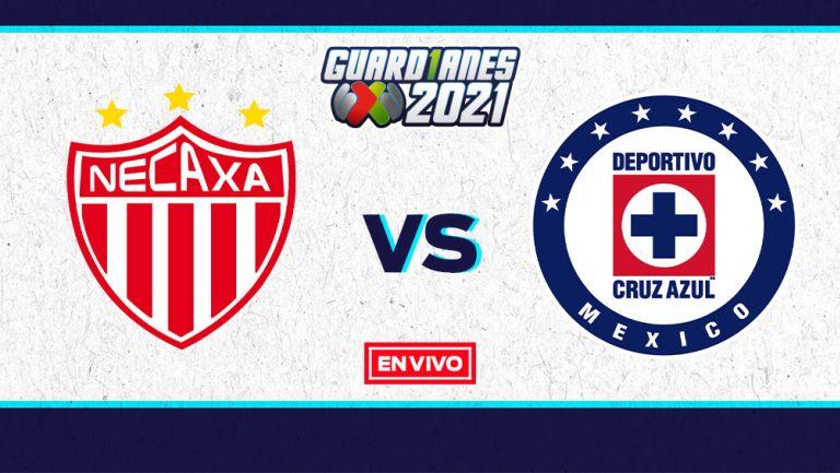 Liga MX EN VIVO: Necaxa vs Cruz Azul Guardianes 2021 Jornada 5