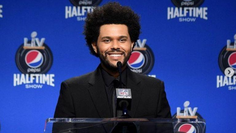 The Weeknd estará en el Super Bowl LV