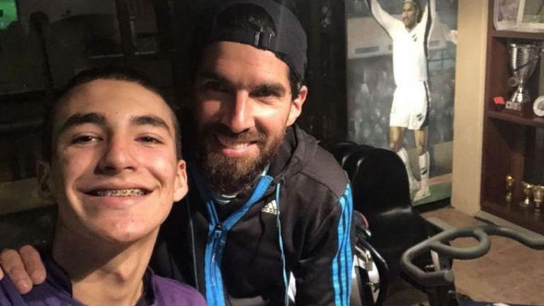 Diego y Sebastián Abreu