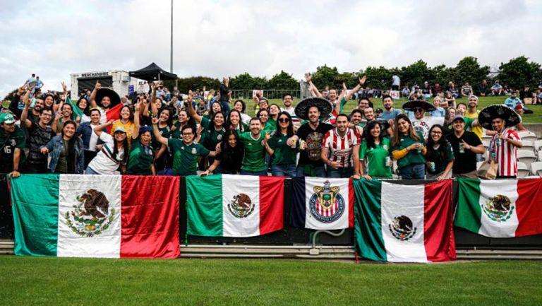 Comunidad mexicana apoya a Ulises Dávila en Sydney