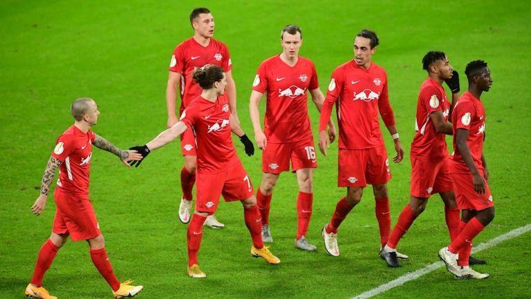 Leipzig enfrentará al Liverpool en Hungría