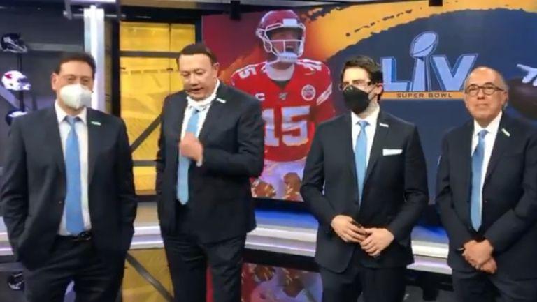 Super Bowl LV: Empate técnico entre TUDN y TV Azteca por el rating
