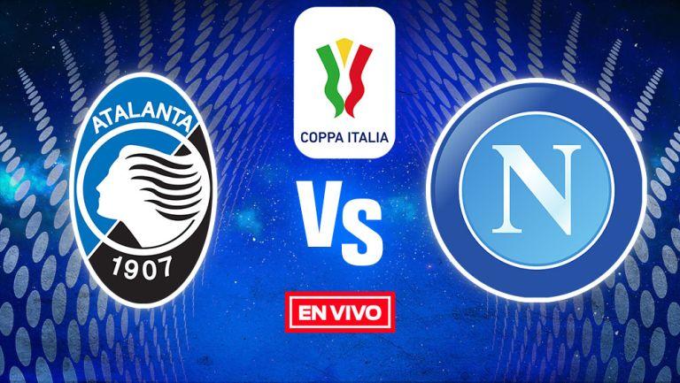EN VIVO Y EN DIRECTO: Atalanta vs Napoli