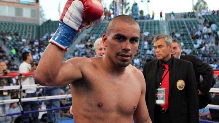 """Carlos """"King"""" Molina tras una pelea"""