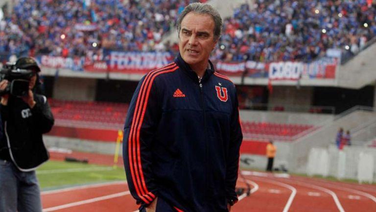 Martín Lasarte, nuevo entrenador de la selección de Chile