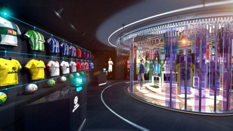 LaLiga Exhibition llegará a México próximamente