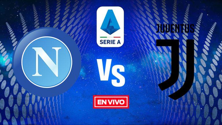 EN VIVO Y EN DIRECTO: Napoli vs Juventus Jornada 22