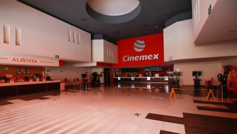 Cinemex cerró 145 cines por la pandemia