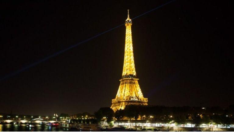 La Torre Eiffel será pintada de dorado
