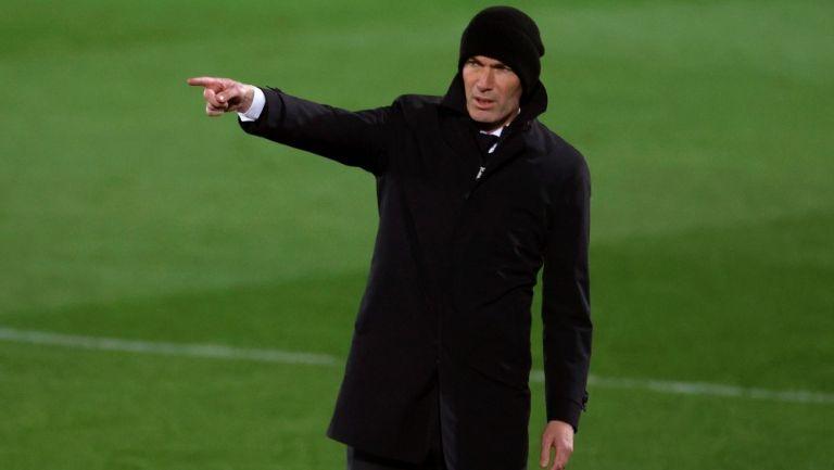 Zinedine Zidane: 'La selección francesa puede ser un objetivo algún día'