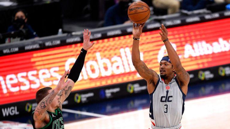 NBA: Wizards venció a los Celtics con destacada actuación de Bradley Beal