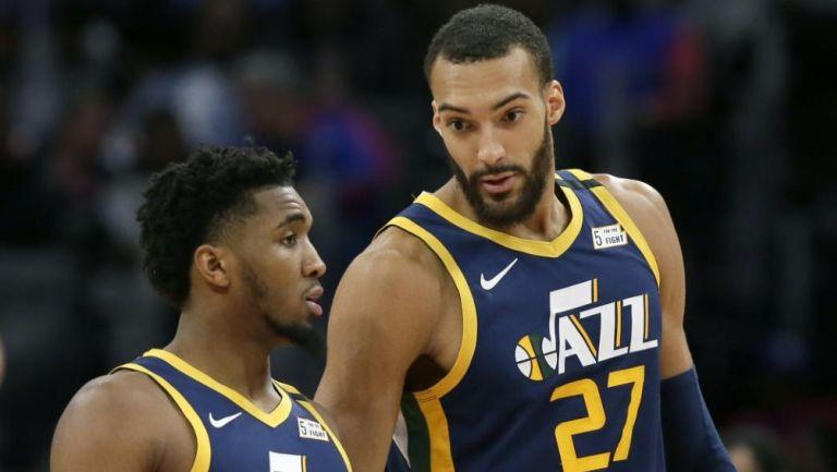 NBA: Utah y Philadelphia comandan sus respectivas conferencias gracias a sus parejas estrella