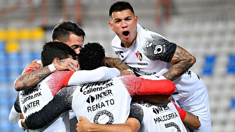 Liga MX: Atlas consiguió primera victoria del torneo al vencer a Pachuca