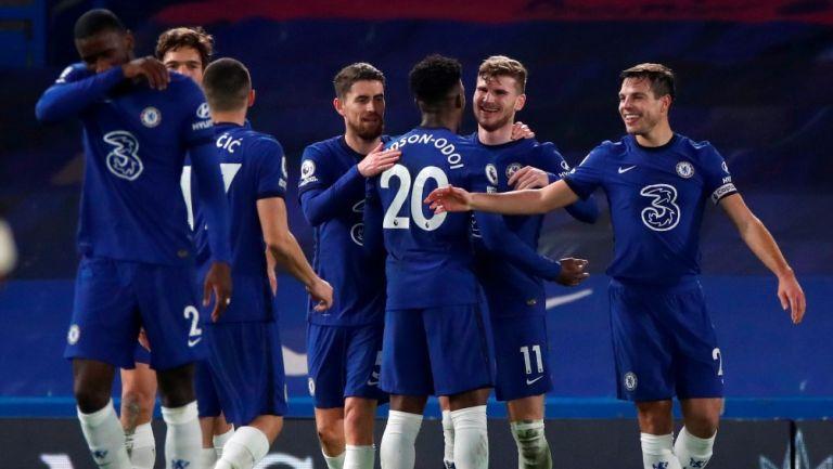 Premier League: Chelsea venció a Newcastle y se mantiene en puestos europeos