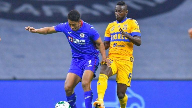 Tigres y Cruz Azul se enfrentarán en la próxima Jornada